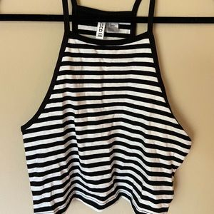 FREE with purchase! H&M crop top